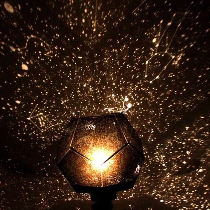 Super bright adult science led Star Projector full of stars night sky creative romantic birthday gift items