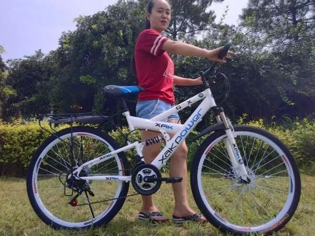活动仅10天!前后双减震碟刹自行车10月25日最新优惠