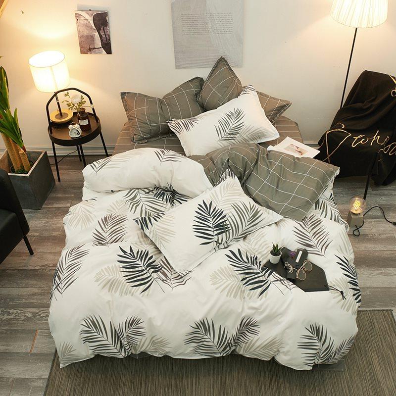 芦荟棉家纺床上用品学生四件套新款床单被套三件套代付