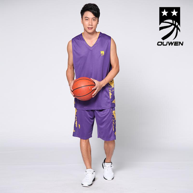 正品新款 CBA篮球服套装 男球衣背心运动服定制比赛队服团购包邮