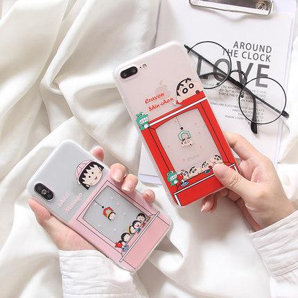 韩风卡通夹娃娃机oppoa83 a3手机壳