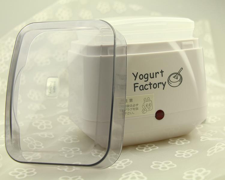 酸奶机家用小型迷你送菌出口日本全自动恒温自制老酸奶米酒发酵机