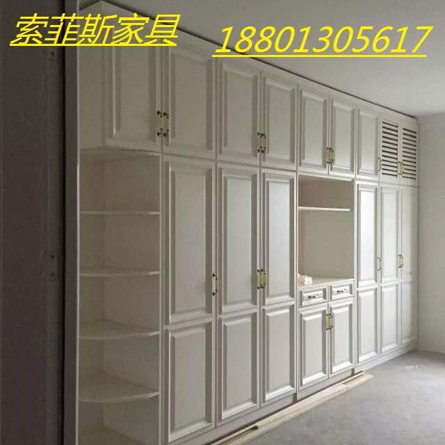Сделанный на заказ общий гардероб простой современный пластина гардероб стандарт угол кабинет спальня сочетание пальто кабинет раздвижная дверь