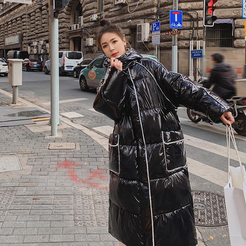 现货~2021冬季新款亮面拼边棉衣数据好320A-1888P185K268,女装棉衣/棉服,浙宝320A