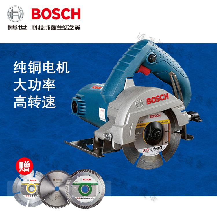 Bosch Power Tools Germany original cutting machine imported marble machine tdm1250 ceramic tile stone cutting machine