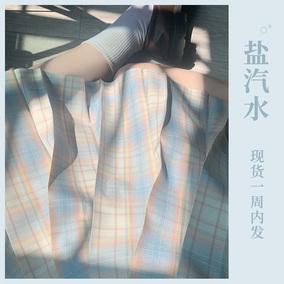 【现货】汝汝同学jk制服盐汽水百褶裙