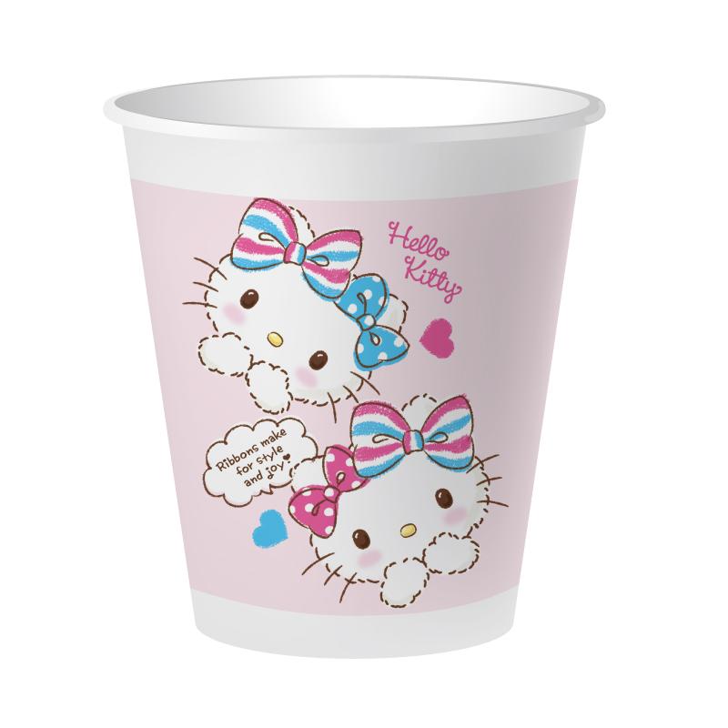 結婚慶一次性紙杯訂做家用可愛喜慶卡通加厚婚禮紙杯定制定做批發