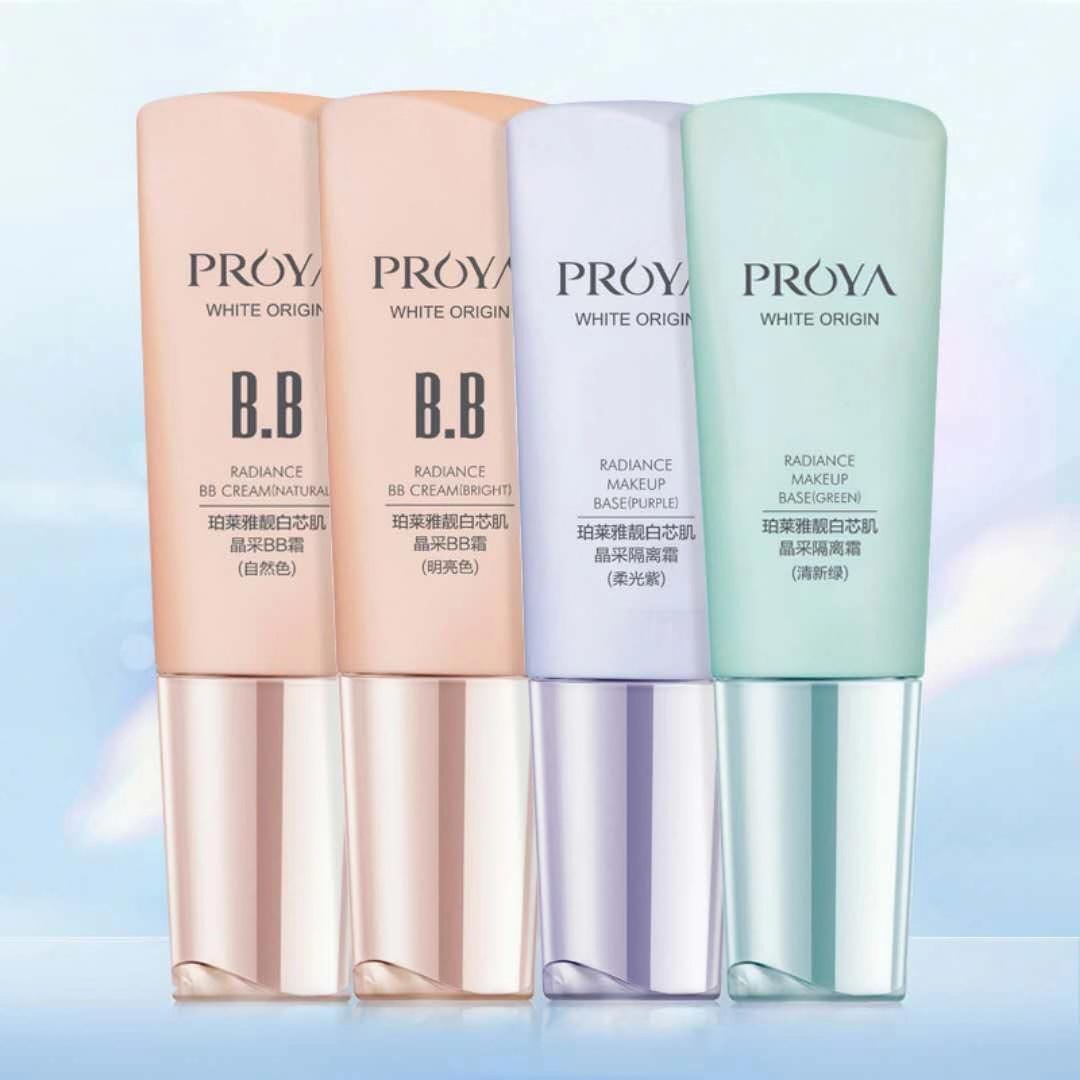 パーレアルホワイトコア肌晶采bbクリーム女性の美白カバーが明るい肌の色に保湿します。
