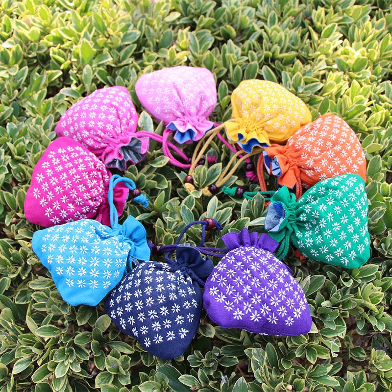 云南民族风特色手工布艺小包包茶叶包咖啡包喜糖包饰品包零钱包