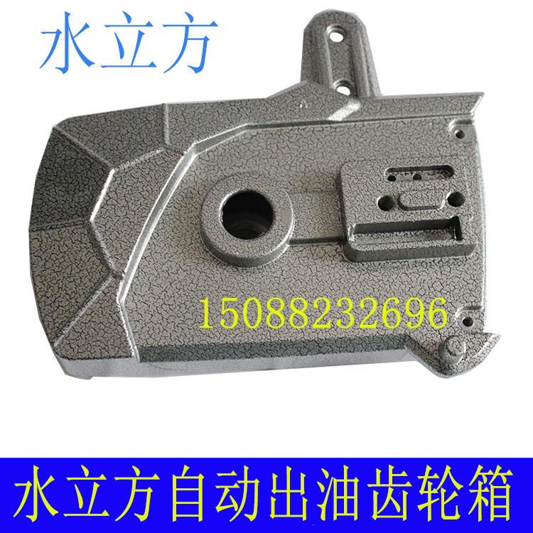 电链锯配件电锯电链锯家用伐木锯5016款 6018款齿轮箱铝头壳包邮