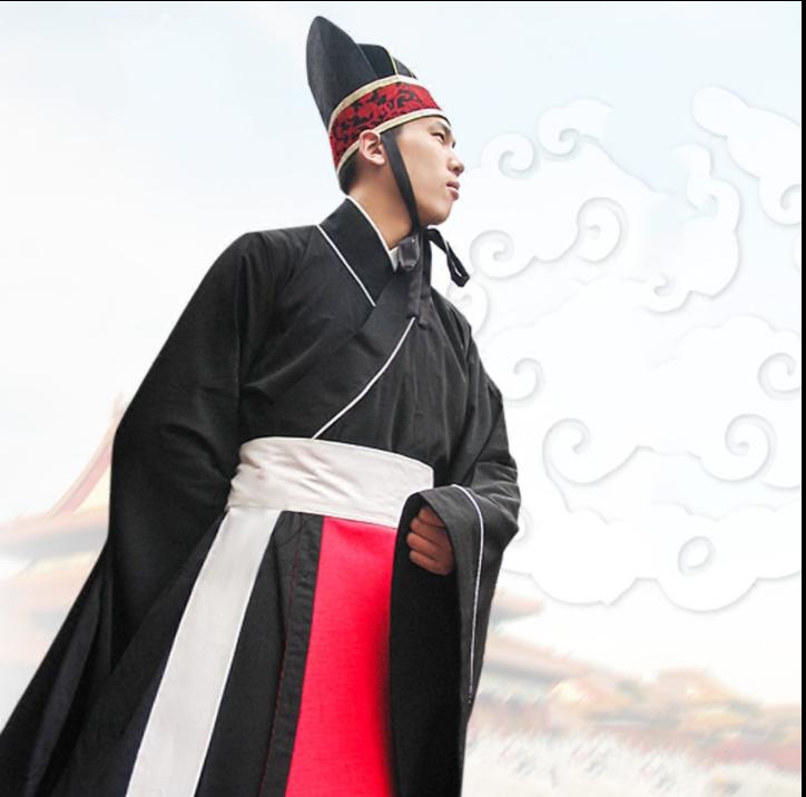 汉服男玄端礼服古装祭祀成人礼仪式汉服曲裾汉宫服饰汉朝汉代服装