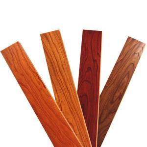皇轩环保榆木多层实木复合地板15mm大锁扣仿古手抓纹浮雕地热地暖