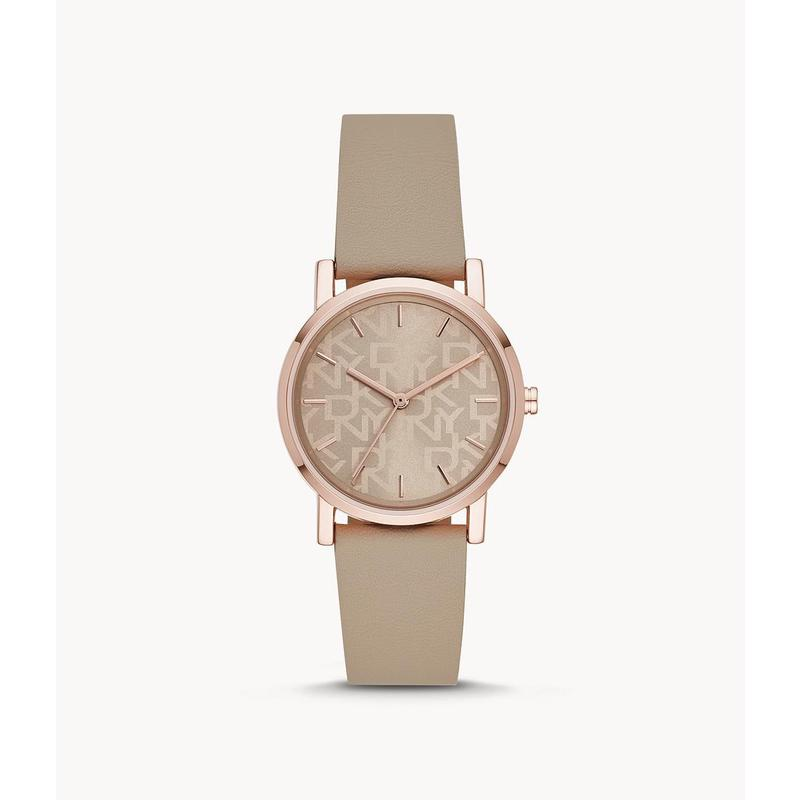 DKNY wristwatch for womens fashion classic counter ny2856 punk rock