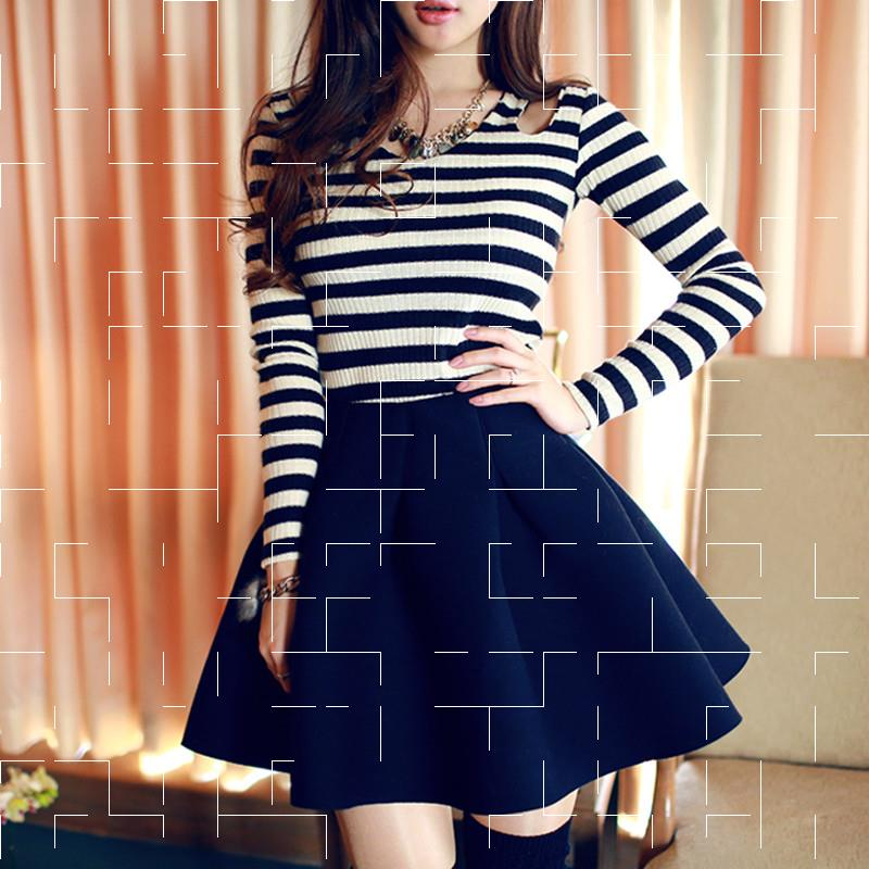 South Korea dongdamen fall / winter 2020 high waist short skirt womens skirt sun pleated space cotton puffy skirt