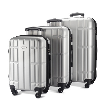 luggage travel bag suitcase trolley travelling cabin Highqua