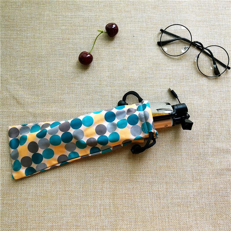 掌柜推荐包邮自拍杆收纳袋子装自拍神器雨伞包数码饰品的保护布袋