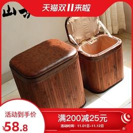 收纳凳子储物凳可坐人多功能家用门口换鞋凳实木垫脚凳创意小矮凳图片