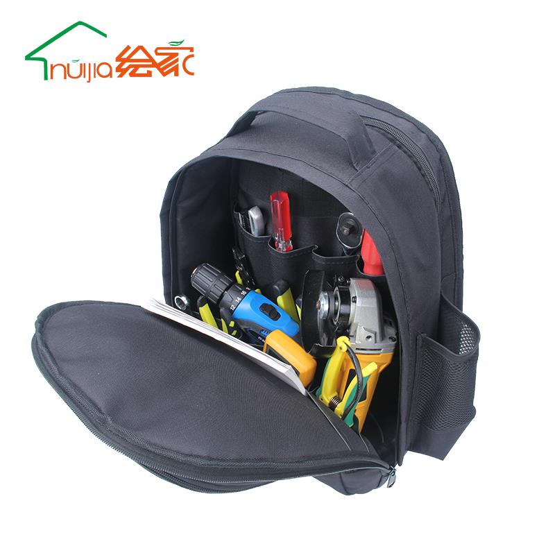 New multi-functional double shoulder bag repair kit large box thickened Oxford cloth bag