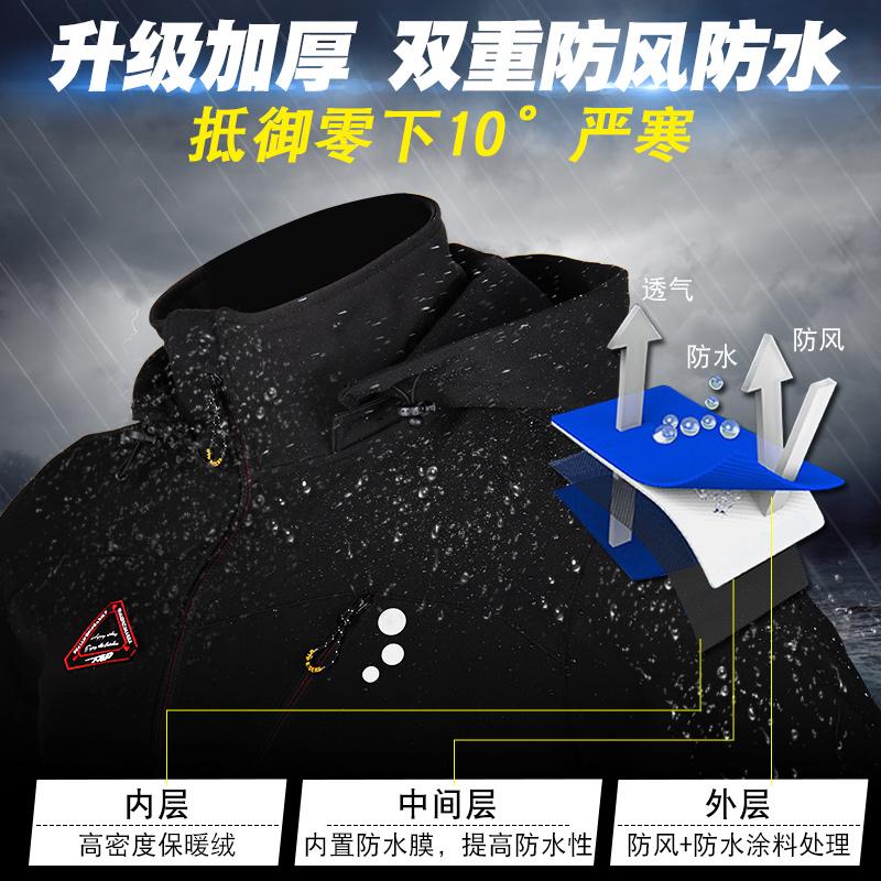 无袖新款四季风雨运动衣男女秋冬骑行服套装防水秋季赛车服装备