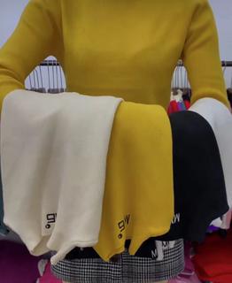 内搭打底衫女装秋冬装2019冬季新款潮时尚洋气女士毛衣可外穿爆款