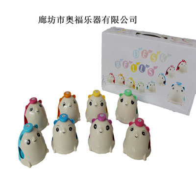Taiwan imported eight-tone children's music enlightenment early education Orff's musical instruments