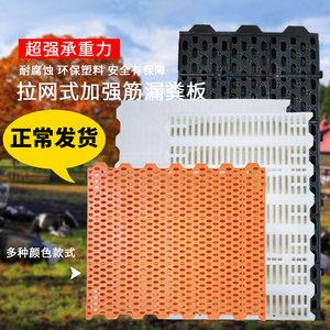 塑料漏粪板猪用母猪产床漏粪板仔猪保育床接粪板养殖养猪设备包邮