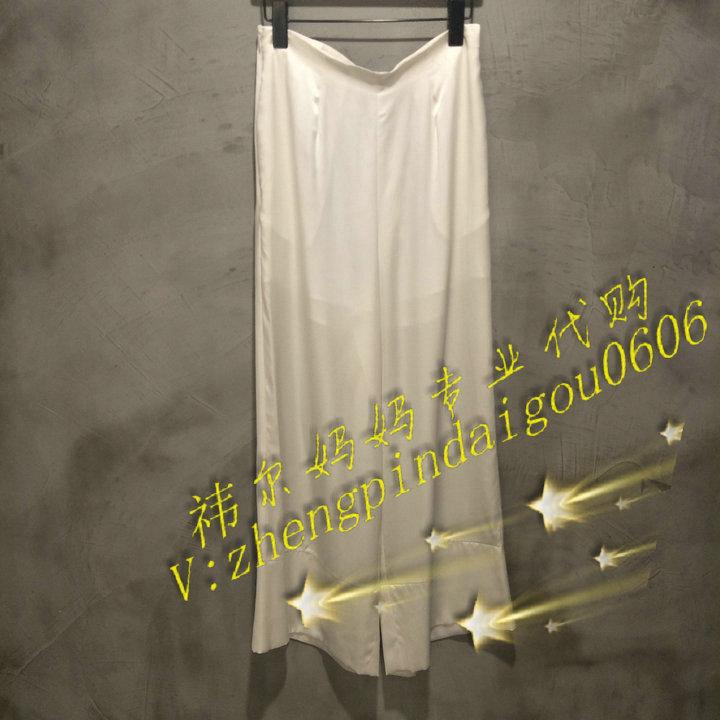 专柜正品BANXIAOXUE/班晓雪 2018年夏款阔腿裤B18213G019--1880