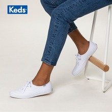 Keds flagship store classic canvas shoes all in one basic small white shoes casual women's shoes wf34000