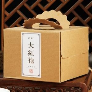乌龙茶武夷岩茶高山碳焙浓香大红袍茶叶新茶上市热卖包邮特价500g