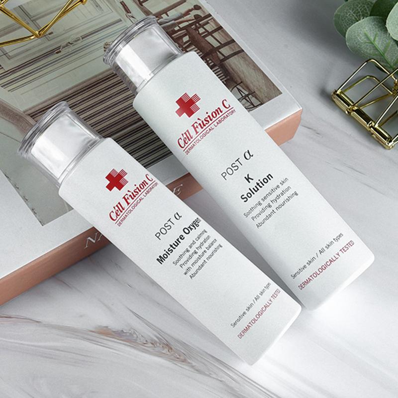 韩国秀肤生水乳套装敏感舒缓修复保湿补水女学生k正品缩毛孔精华