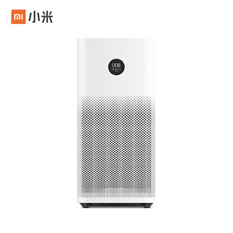 【热销】小米空气净化器2S 除雾霾 除甲醛 除烟味 让空气更清新