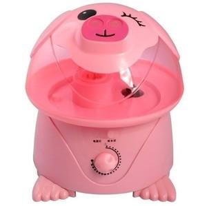 领10元券购买蛙加湿器容量4l可爱卡通迷你青生活电器家用静音器大