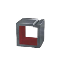 Cast iron dash measuring square box flat box inspection square box machine tool Flat Box 100150200