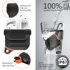 Suitable for Apple Bluetooth headset protective sleeve airpods pro1 generation 2 generation 3 generation 4 generation waterproof Amazon explosion models