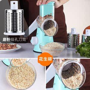 切丝切片机手摇式一次刨丝机厨房多功能切菜土豆神器商用手动手动
