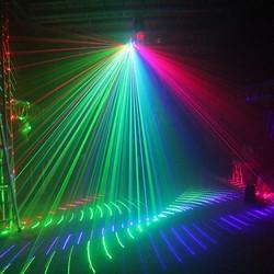 激光灯KTV酒吧扫描激光灯全彩动画激光灯雷射激光灯爆闪灯舞厅