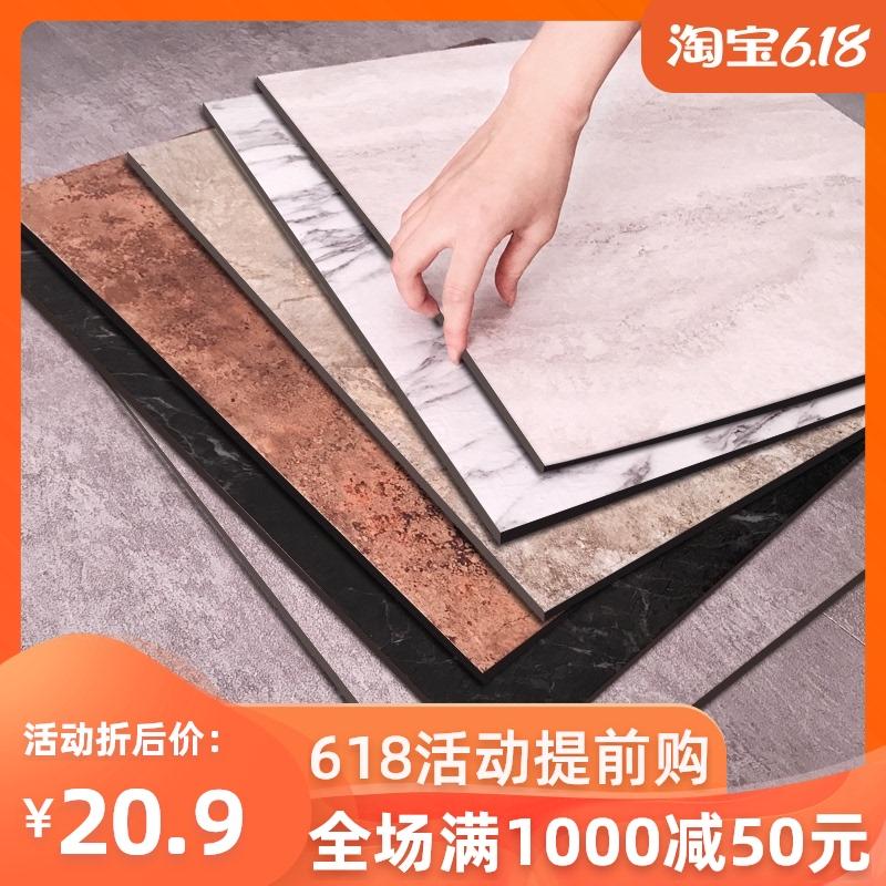 地板贴自粘地板革加厚耐磨防水塑料塑胶地胶PVC地板贴纸家用卧室