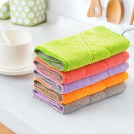 搽地板毛巾抹布家政保洁专用毛巾清洁抹布吸水不掉毛加密擦桌布