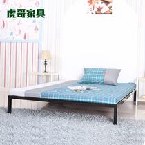 金属床铁艺床简易铁床双人床1.5米1.8米韩式榻榻米1.2米儿童床架