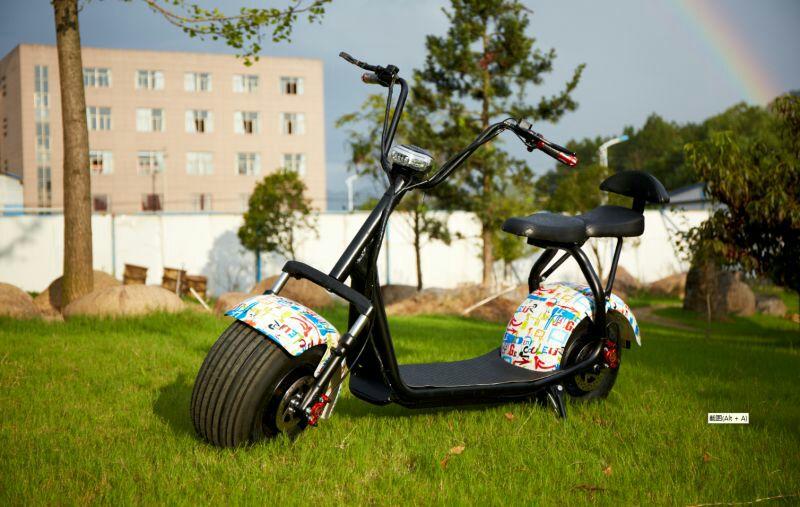 Vélo électrique 60V 18 pouces - Ref 2386251 Image 5
