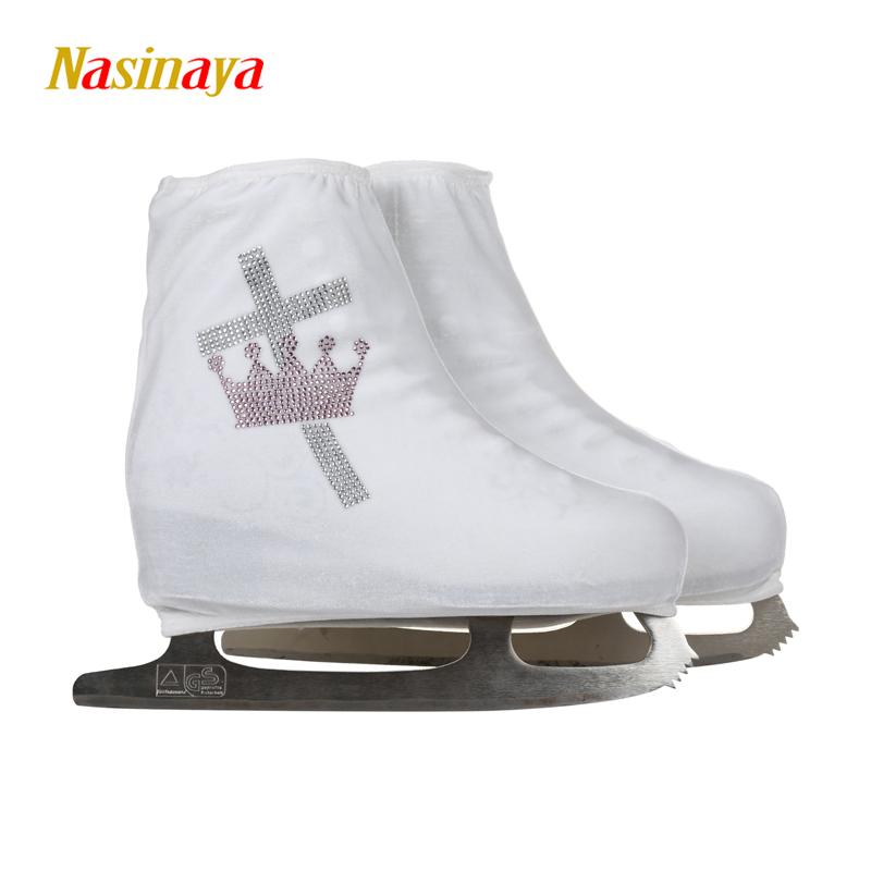 Благословение обещание 24 цвет профессиональных скольжение коньки защитный кожух катание на коньках обувной мужской и женщины ребенок настроение скольжение лед корейское волокно горячее бурение 21