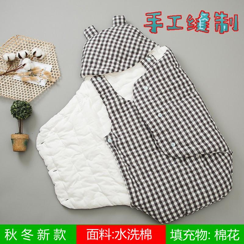 綿手造りの新生児は、冬の布団に包まれて、保温性が高くなります。