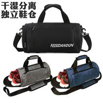 大容量出差旅游手提包折叠拉杆旅行袋男行李包收纳袋旅行包女短途