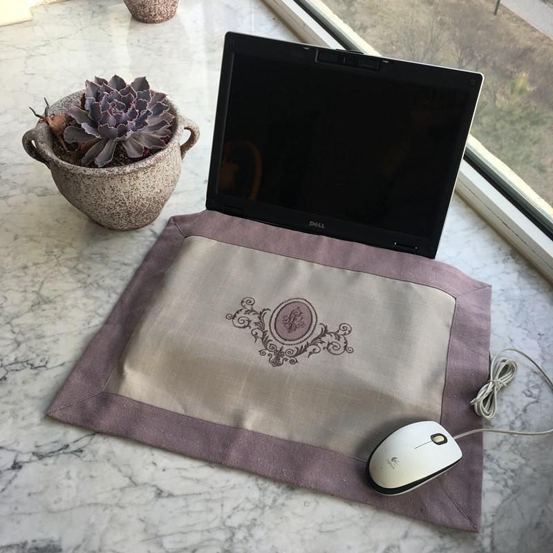 笔记本电脑防尘罩防尘布盖布15.6寸14寸联想华硕笔记本电脑保护套