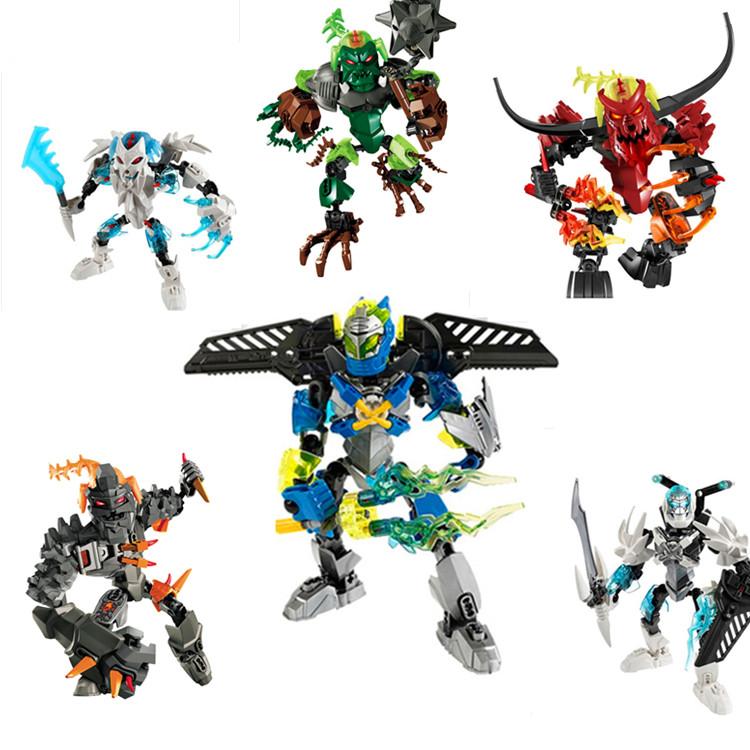 英雄工�S�A光雷���洛卡���怙w翼拼�b�C器人�e木�和�玩具兼容�犯�