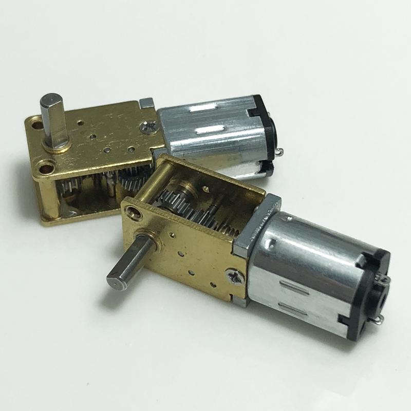 n20减速智能机器人低速齿轮小马达
