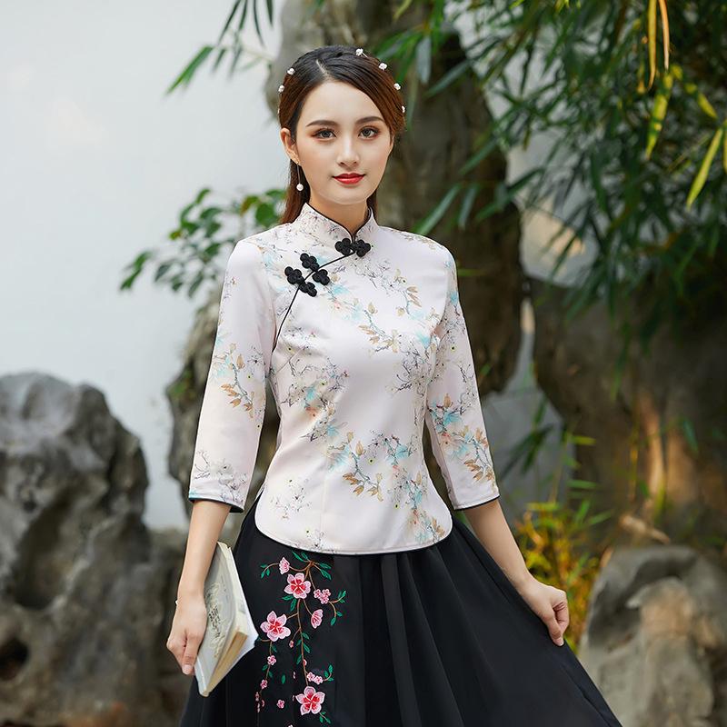 Национальная китайская одежда Артикул 618655095916