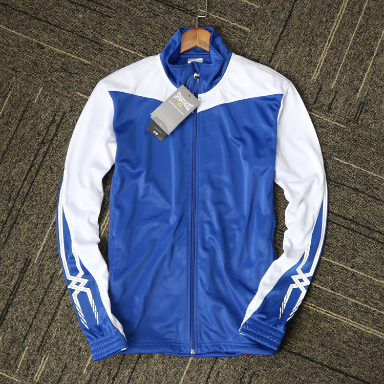Foreign trade European single US Tianjin family sports jacket jacket plus pants a set can also buy a single large size