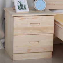 简易床头柜简约现代床柜收纳小柜子特价储物柜宿舍卧室组装床边柜