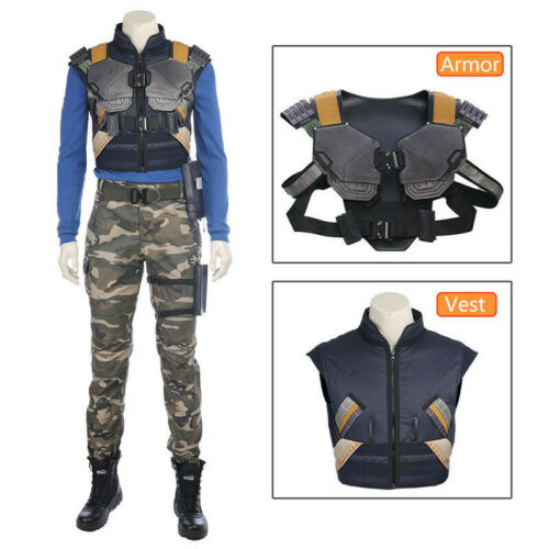 Purchasing manwei Panther cos accessories Eric kermango Cosplay vest and armor accessories